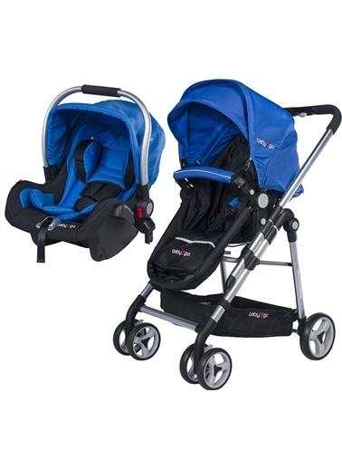 Baby2Go 6035 Fidello Travel Puset -Baby2go